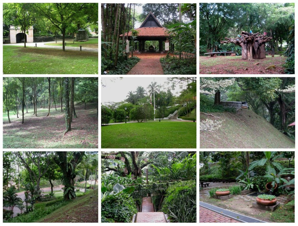 Fort Canning Photos